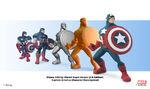 Capt America Character Development Montages