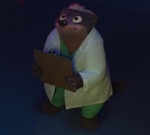 Dr. Badger