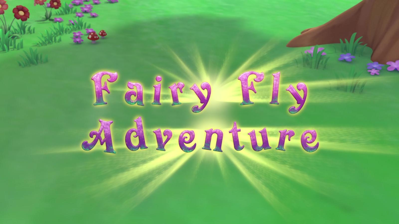 Fairy Fly Adventure