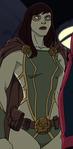 Gamora HulkAgentsOfSMASH