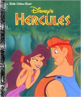 Hercules (Little Golden Book)