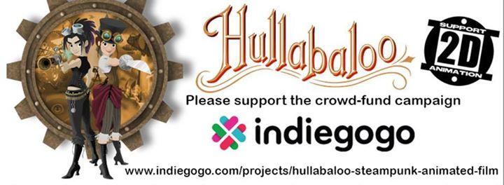 Alex2424121/Hullabaloo Steampunk Animation Campaign