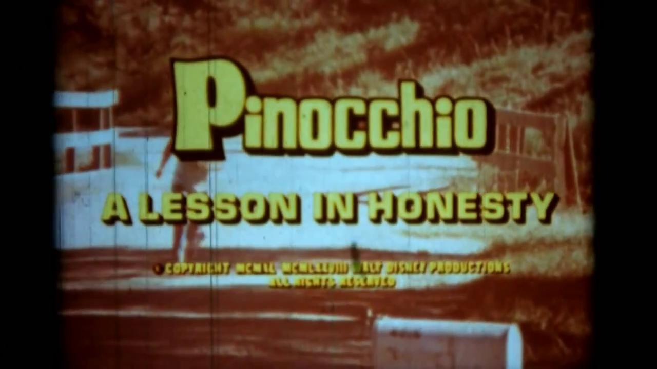 Pinocchio: A Lesson in Honesty