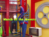 March of the Movers
