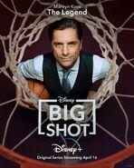 Marvyn Korn Big Shot Poster