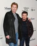 Michael J. Fox & Denis Leary Tribeca19