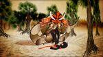 Monster Drill - Ninja 06
