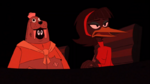 Phantom and Heron