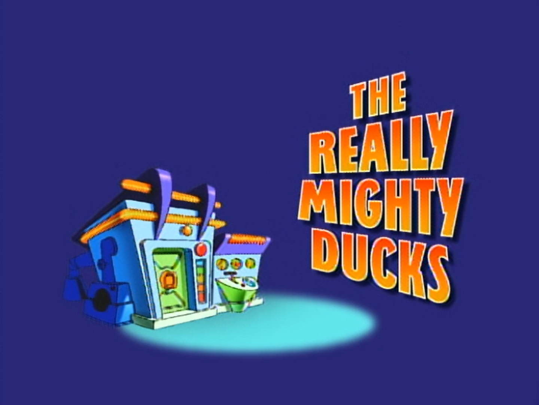 The Really Mighty Ducks