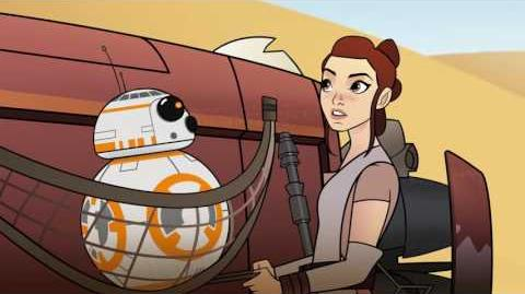 Star Wars Forces of Destiny Preview