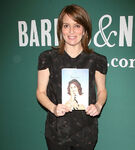 Tina Fey BossyPants B&N books signing