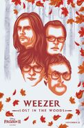 Weezer-Lost in the woods
