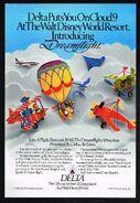 Dreamflight Advertisement