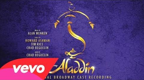 """Friend Like Me (From """"Aladdin"""" Original Broadway Cast Recording Audio Only)"""