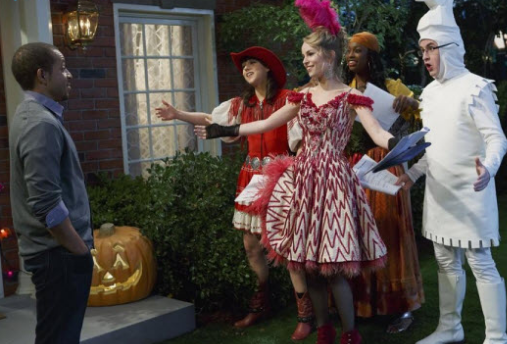 Fright Night (Good Luck Charlie)