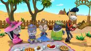 Johnny robs picnic