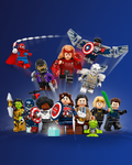 LEGO Marvel Disney+ Series