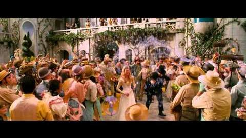 Oz, Mágico e Poderoso Bem-vindo a Oz