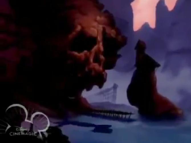 Skull Cave (Tarzan)