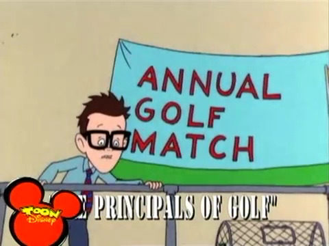 The Principals of Golf