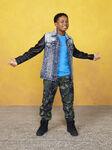Raven's Home - Season 2 - Booker Baxter-Carter