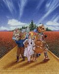 Return to Oz Animated Poster