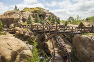 Seven Dwarfs Mine Train 13