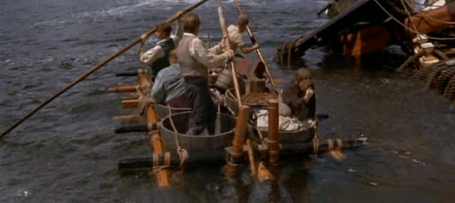 Raft (Swiss Family Robinson)