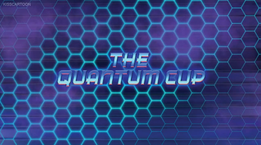 The Quantum Cup