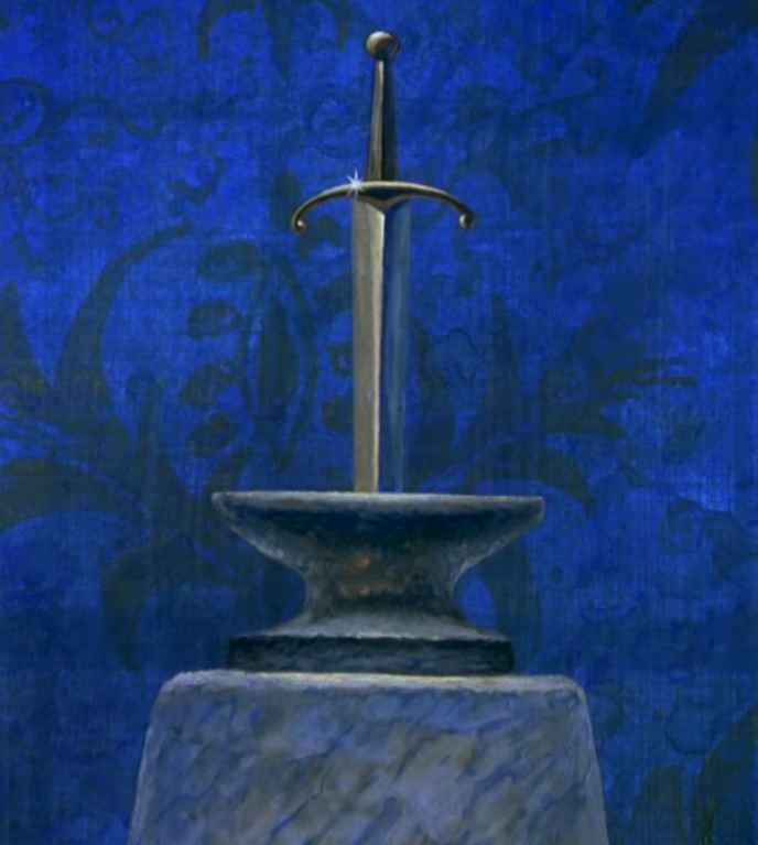 Sword in the Stone (object)
