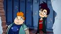 Bash Johnson 11th Grade Ninja - Howard and Randy