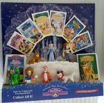 Disney masterpiece collection happy meal toys 1997