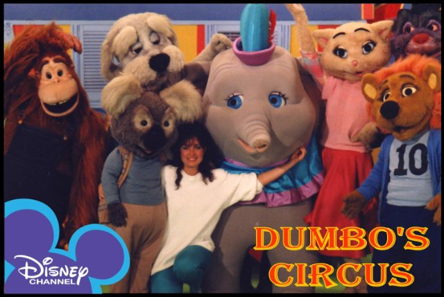 O Circo de Dumbo