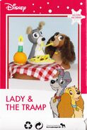 Lady & The Tramp All Fun Included