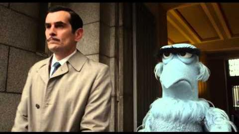 "Muppets Most Wanted ""Interpol Headquarters"" Clip-0"