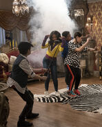 Raven's Home - 3x03 - Smoky Flow - Photography - Filming Chi-Lective