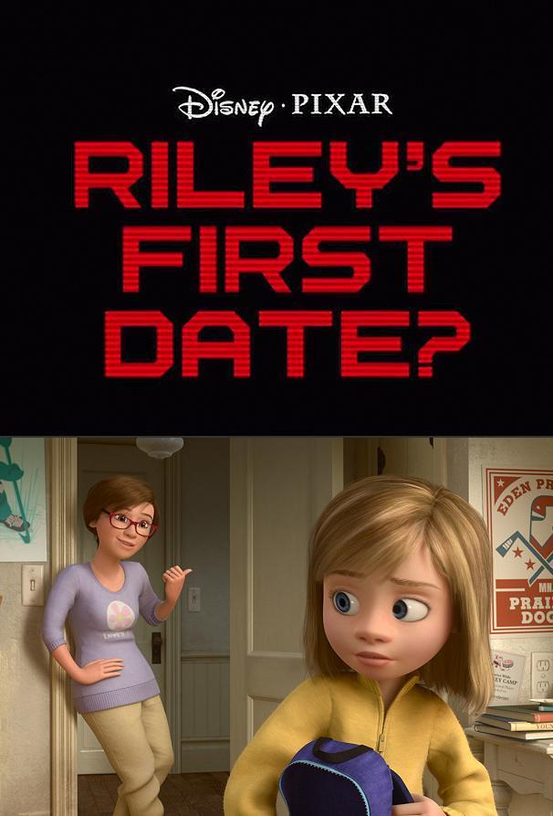 Rileys erstes Date?