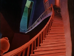 Staircase in Donald's Crime