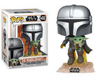 The Mandalorian and The Child POP