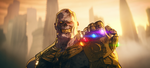 What If...? 1x05 - What If... Zombies!? - Zombie Thanos with Infinity Gauntlet