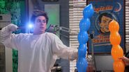 Wizards of Waverly Place - 3x01 - Franken Girl - Justin Wand