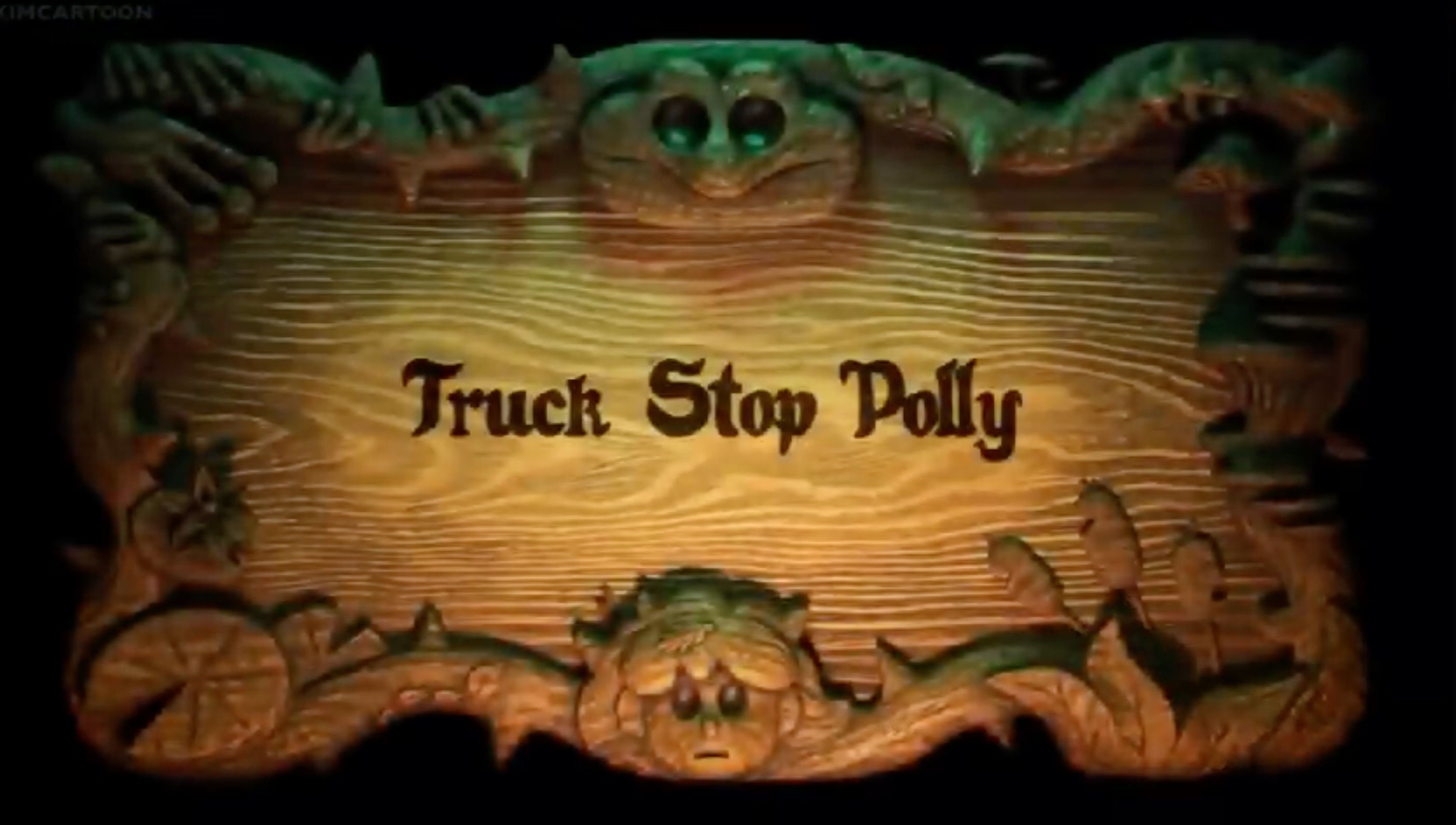 Truck Stop Polly