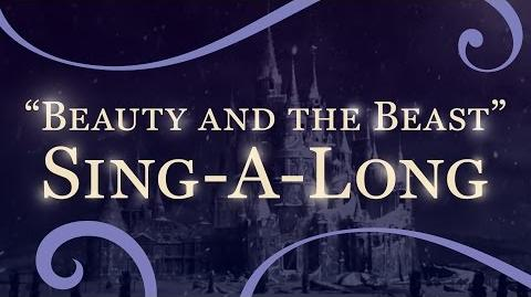 Beauty And The Beast ReadAlong Disney