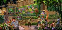 Disney's Explorers Lodge 06