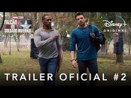 Falcão e o Soldado Invernal - Marvel Studios - Trailer Final Oficial Legendado Oficial - Disney +