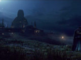 Templo Jedi do Luke Skywalker