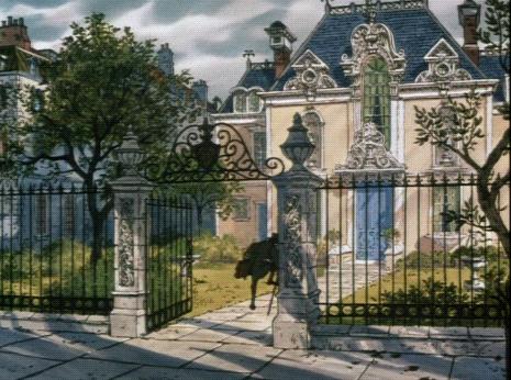La Mansión de Adelaida Bonfamille