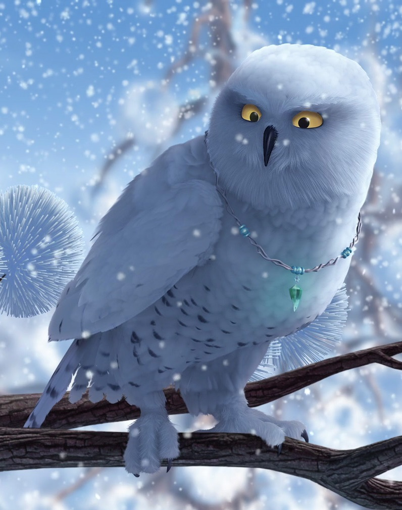 Milori's Snowy Owl