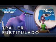 Monsters at Work - Tráiler Oficial subtitulado - Disney+