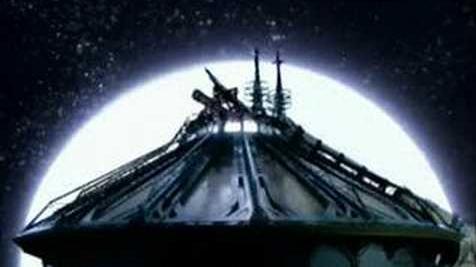 Space Mountain - Disneyland Paris Advert
